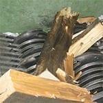houten balken en wegwerppallets