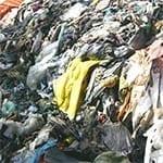 plastic afval balen