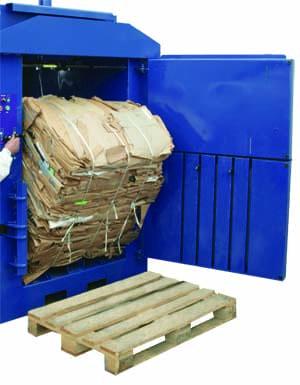kartonpers 150 kg