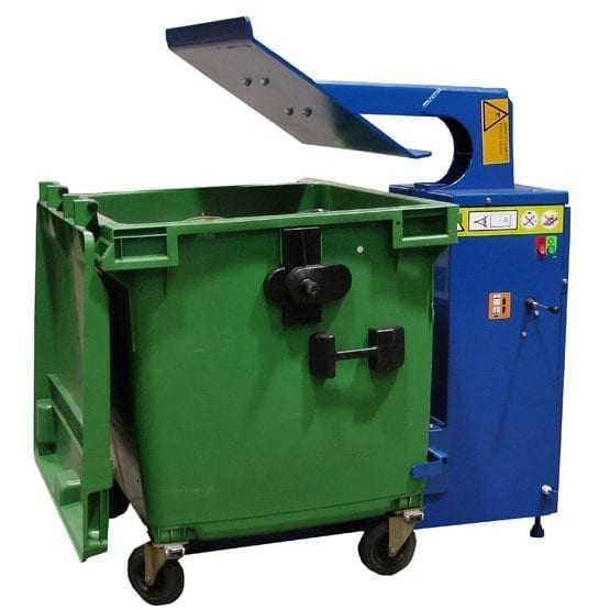 1000 liter containerpers