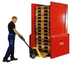 Palletautomaat palomat