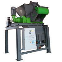 Industriële shredder SE 30