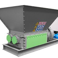 Industriële shredder SH 50