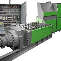 Industriële shredder SH 100