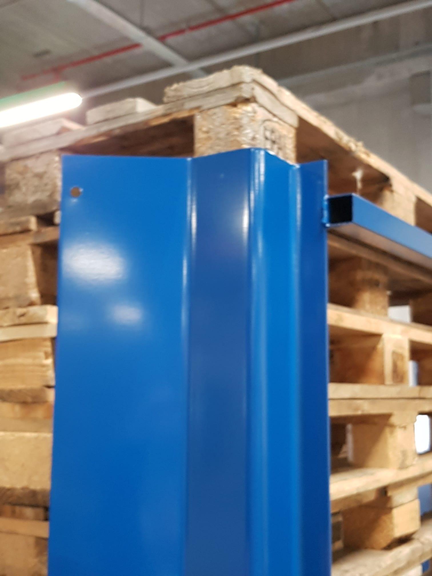 pallet stack frame